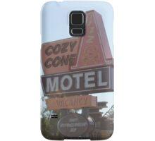 The Cozy Cone Motel Samsung Galaxy Case/Skin