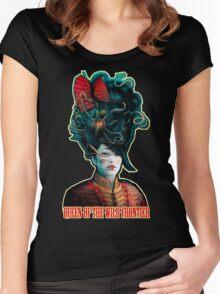 Queen of the Wild Frontier Women's Fitted Scoop T-Shirt