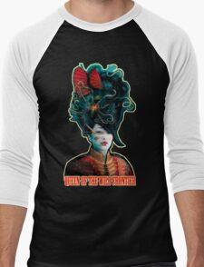 Queen of the Wild Frontier Men's Baseball ¾ T-Shirt