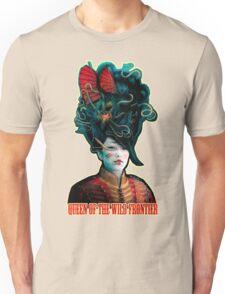 Queen of the Wild Frontier Unisex T-Shirt