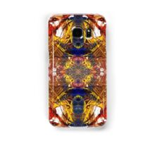 Paint Collage Mirror images Samsung Galaxy Case/Skin