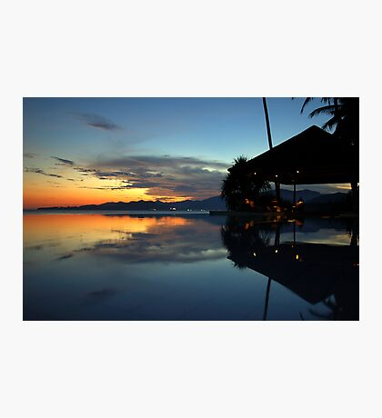 Bali Bliss Photographic Print