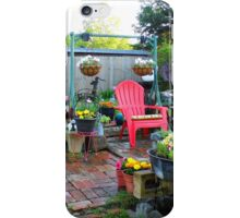 More Zen Garden iPhone Case/Skin