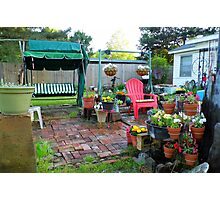 More Zen Garden Photographic Print