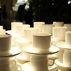 LOTS OF COFFEE CUPS by SharonAHenson