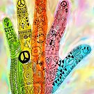The Hand of Peace by Brian Gaynor