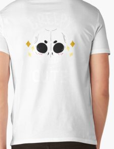 Creepy but cute Mens V-Neck T-Shirt