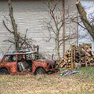 The Lumberjacks Car by wiscbackroadz