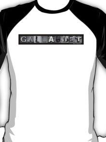 Gallaudet T-Shirt