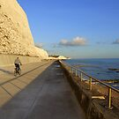 Undercliff Walk-Brighton, UK by pcimages