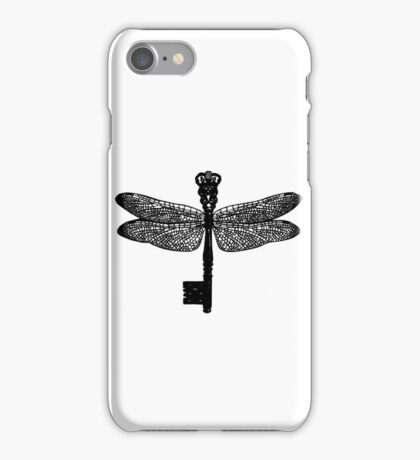 The Dragonfly Key iPhone Case/Skin