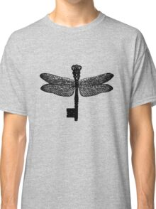 The Dragonfly Key Classic T-Shirt