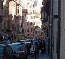 A busy day in Rome by RFMarcello
