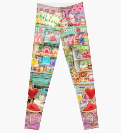 The Little Cake Shop Leggings