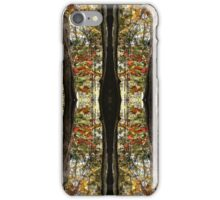 Autumn Mirrored Collage iPhone Case/Skin