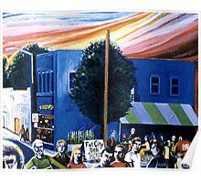 Fat City (NoDa, circa 1998) Poster