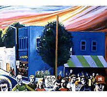 Fat City (NoDa, circa 1998) Photographic Print