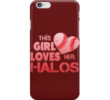 Angels of the game iPhone Case/Skin