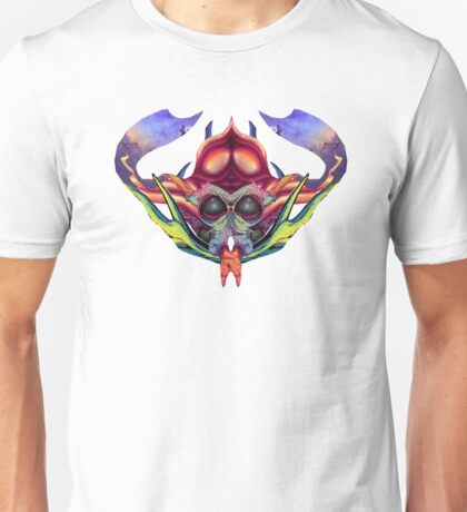 Flowing Symmetry Unisex T-Shirt