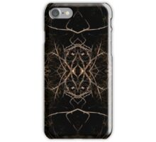 Autumn Leaves Mirrored iPhone Case/Skin