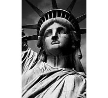 Statue of Liberty II Photographic Print