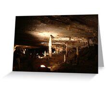 Marengo Caverns (4) Greeting Card