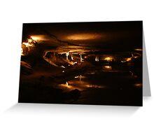 Marengo Caverns (8) Greeting Card