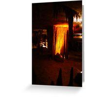 Marengo Caverns (9) Greeting Card