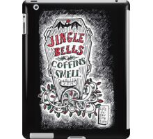 Jingle Bells, Coffins Smell! iPad Case/Skin