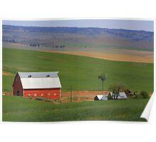 A Farms Splendor Poster