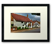 Horsebreakers Arms - Hutton Sessay. Framed Print