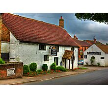 Horsebreakers Arms - Hutton Sessay. Photographic Print