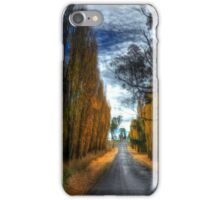 Autumn - Central West NSW - The HDR Experience iPhone Case/Skin
