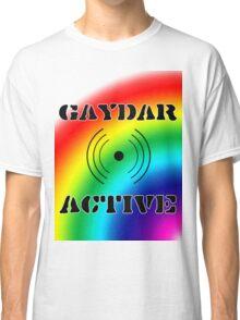 Gaydar Active I Classic T-Shirt
