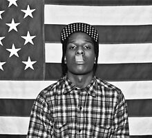 A$AP ROCKY NEW by freegucci
