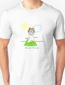 """Jenny Quips:  """"All is Well"""" Unisex T-Shirt"""