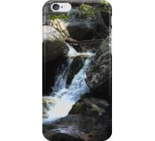 Small Cascade at Fallingwater Cascades iPhone Case/Skin