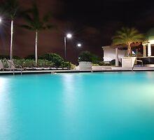Midnight Pool by Tim Montoya