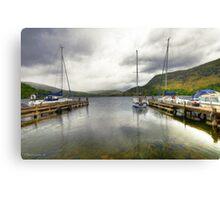 Ulswater Cumbria Canvas Print