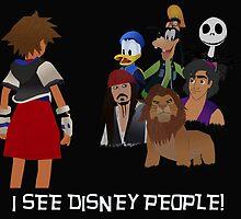 I See Disney People! by Andrews23