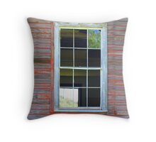One reflection Throw Pillow