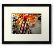 Art Framed Print
