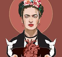 Frida (Dark) by Anna McKay