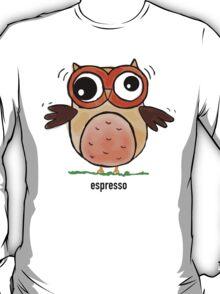 Coffee Owls- Espresso T-Shirt