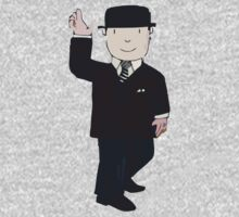 Mr. Benn One Piece - Long Sleeve