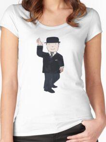 Mr. Benn Women's Fitted Scoop T-Shirt