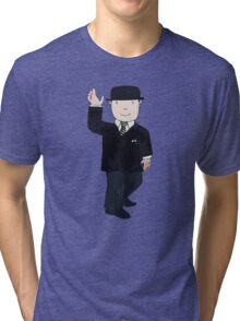 Mr. Benn Tri-blend T-Shirt