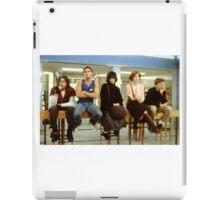 The Breakfast Club  iPad Case/Skin
