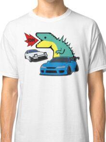 JDM dino & cars Classic T-Shirt