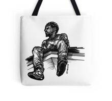 Drive Down the Forest Hills in 2014  Tote Bag